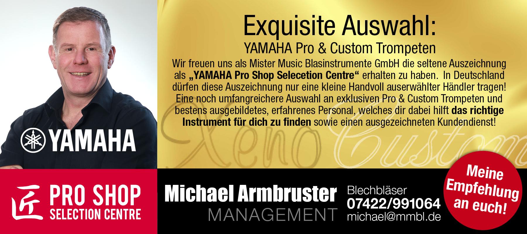 Yamaha Pro Shop Selection Centre